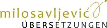 Übersetzungsbüro Milosavljevic-Übersetzungen